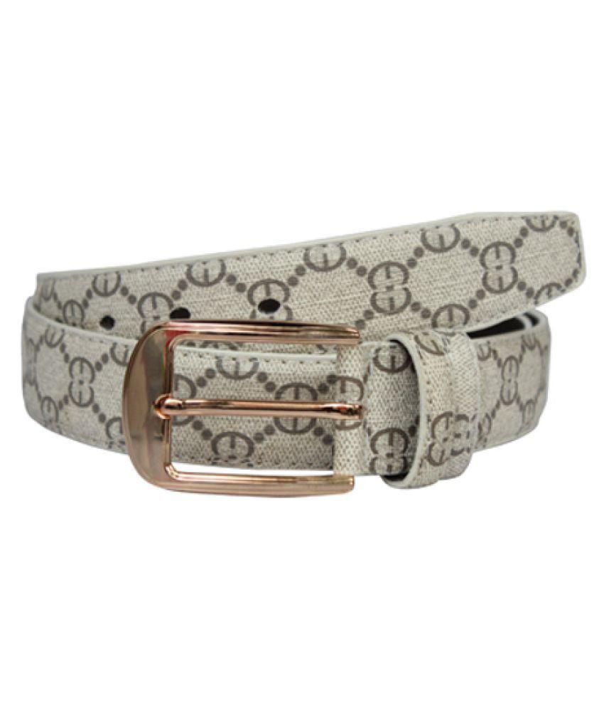 Fomti Multi Faux Leather Casual Belts