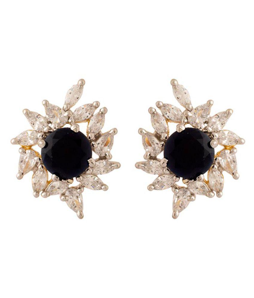 Navrang Embellished Pair of Earrings for Women