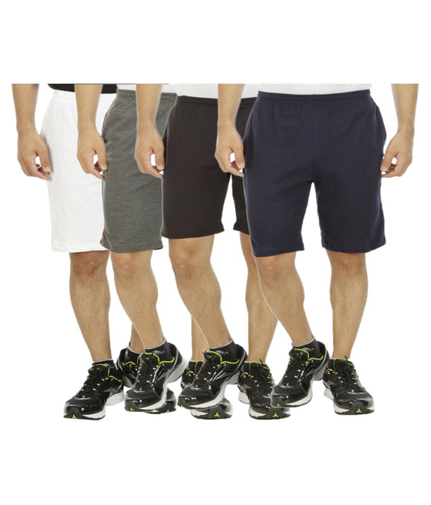 Hardys Collection Multi Shorts Pack of 4