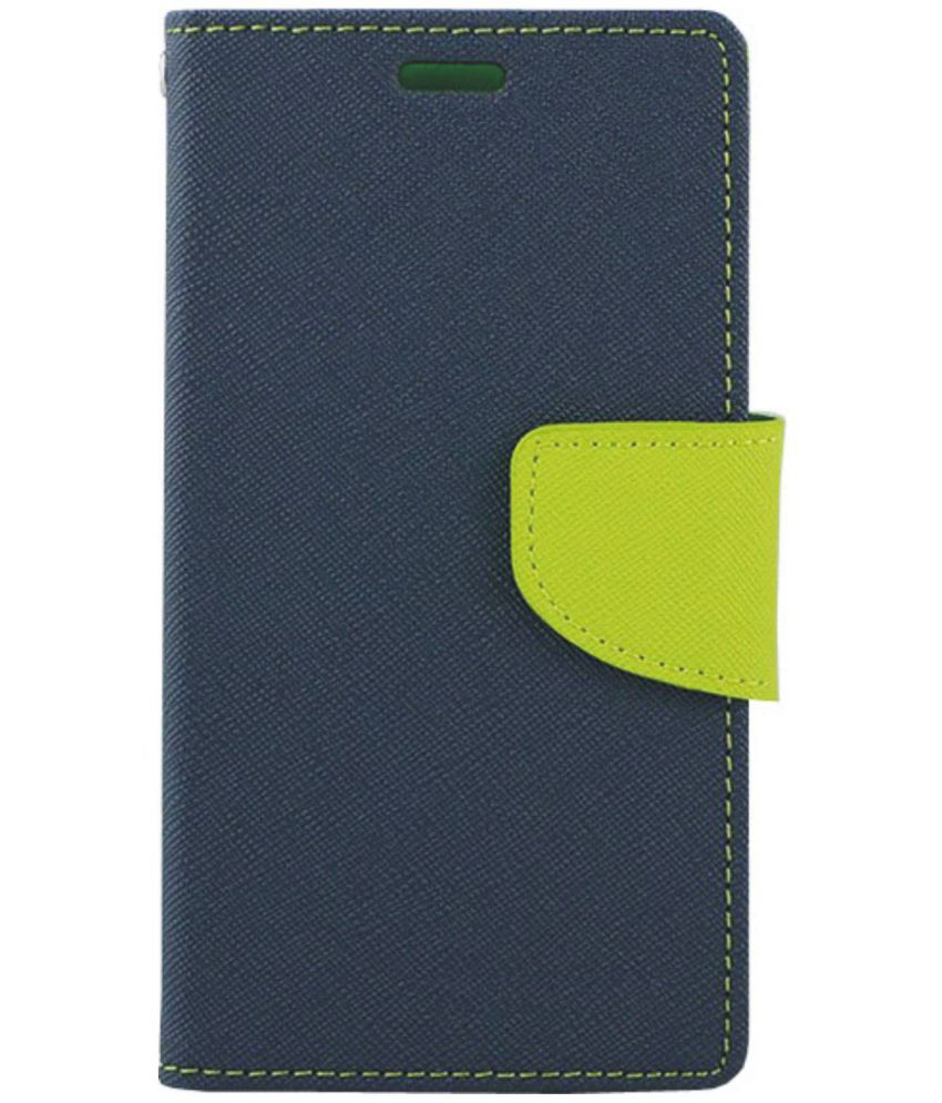 quality design e3acc 27011 HTC Desire 626 Flip Cover by Store At Ur Door - Blue