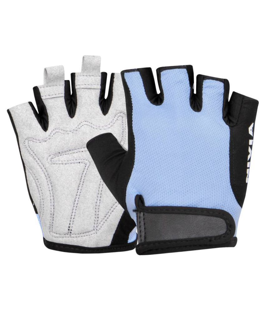 Nivia Assorted Cycling Gloves Small-n-720gr