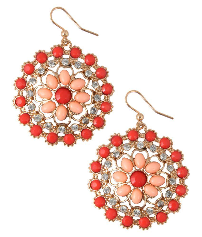 Jewelizer Multicolor Earrings