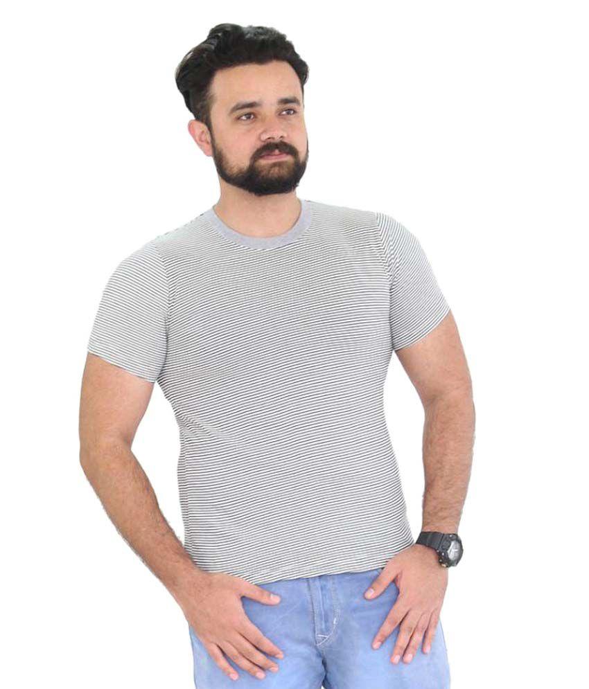 Oldberri Multi Round T-Shirt