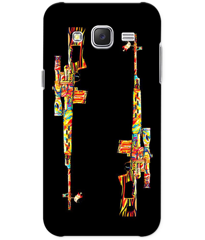 Samsung Galaxy J7 Printed Cover By CRAZYINK