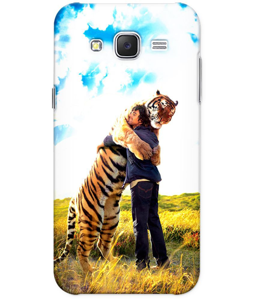 Samsung Galaxy On5 Pro Printed Cover By CRAZYINK