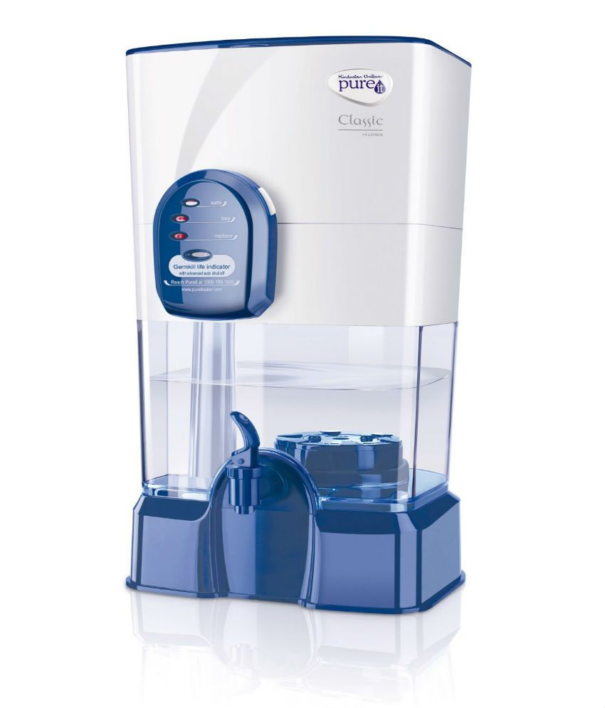 45cb2e80ab6 Pureit Classic 14 Litres Water Purifier Price in India - Buy Pureit Classic  14 Litres Water Purifier Online on Snapdeal