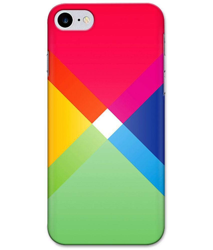 Apple iPhone 6S Printed Cover By CRAZYINK