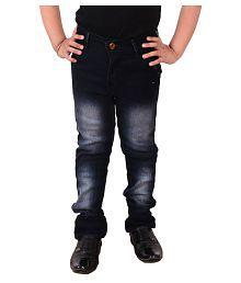 Guchu Black Boys Jeans