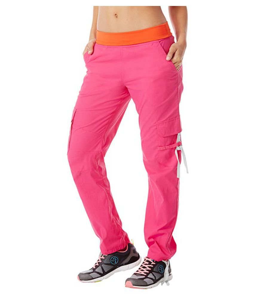 Zumba Women Craveworthy Cargo Pants