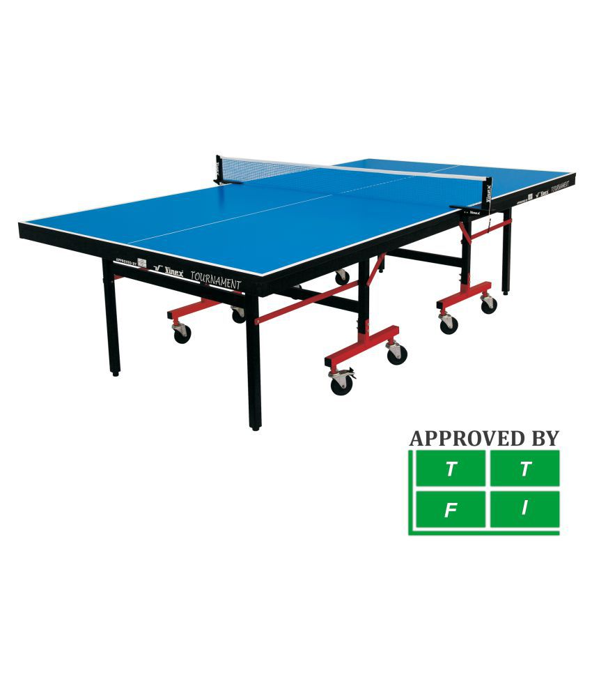 vinex tt table tournament buy online at best price on snapdeal rh snapdeal com