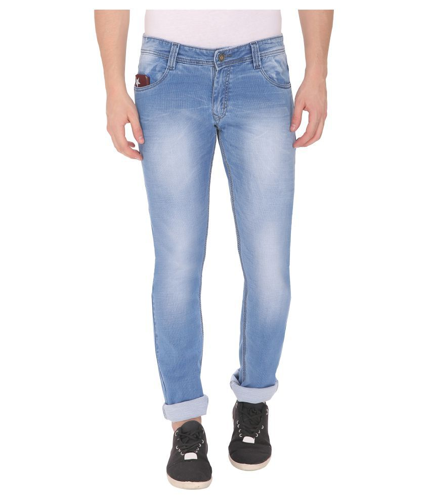 Fiscal Light Blue Slim Jeans