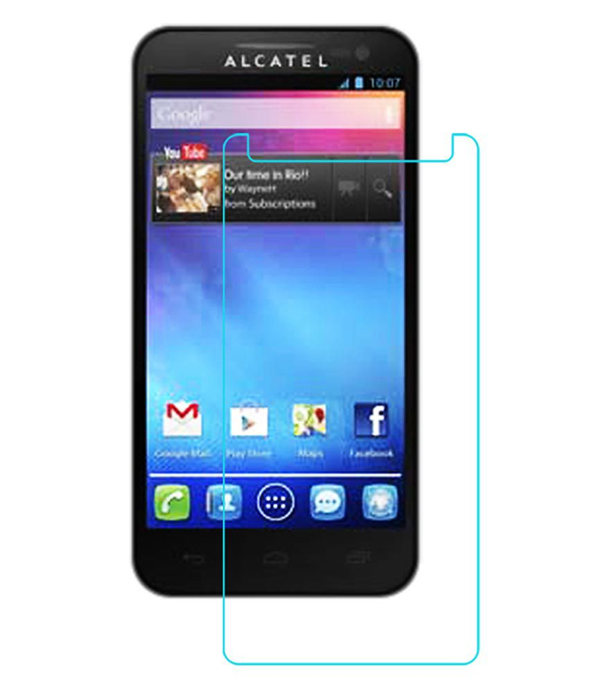 Alcatel One Touch Sapphire 2 Tempered Glass Screen Guard By Acm