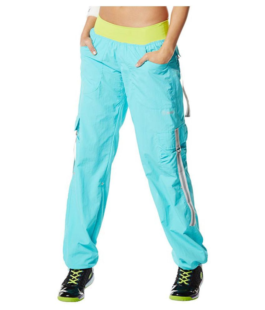 Zumba Blue Women Craveworthy Active Wear