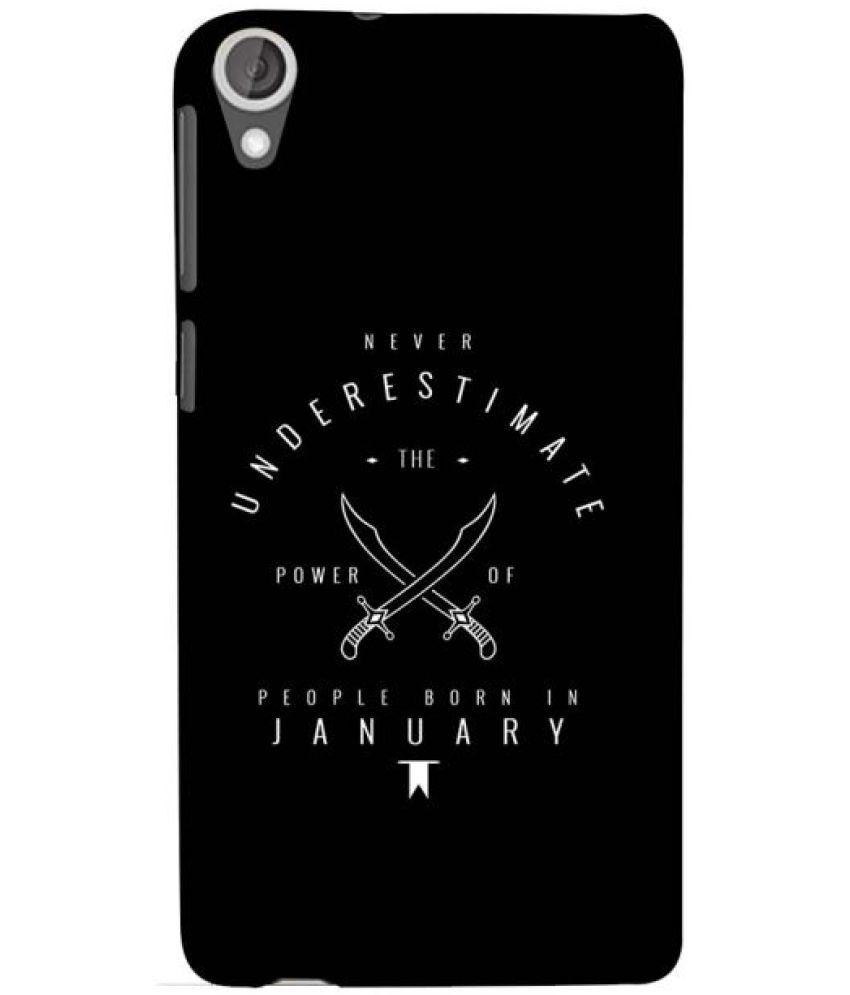 HTC Desire 825 3D Back Covers By YuBingo