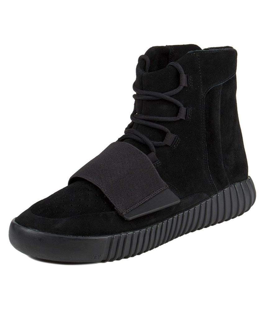 catch discount sale online retailer Adidas Yeezy Boost 750 Black Casual Shoes