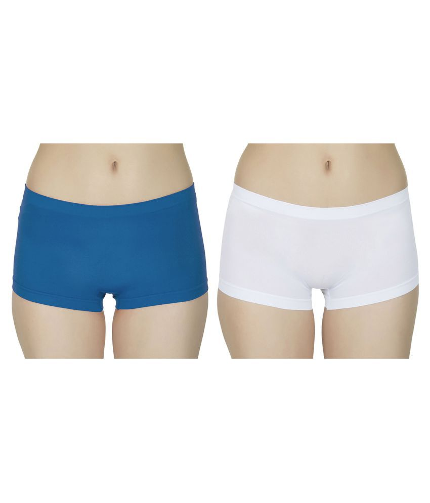 Gold Dust Poly Cotton Safety Shorts