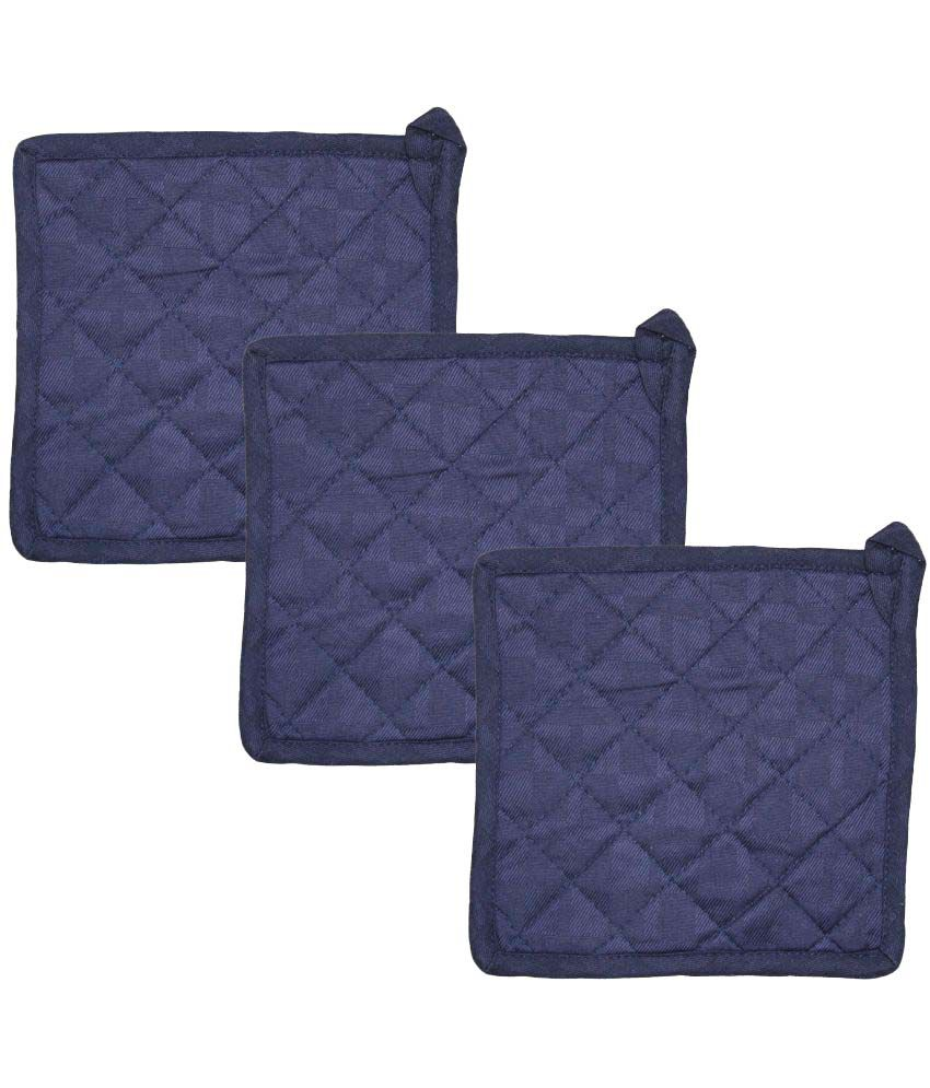 Airwill Cotton Set of Pot Holders (Pack of 3 pcs).