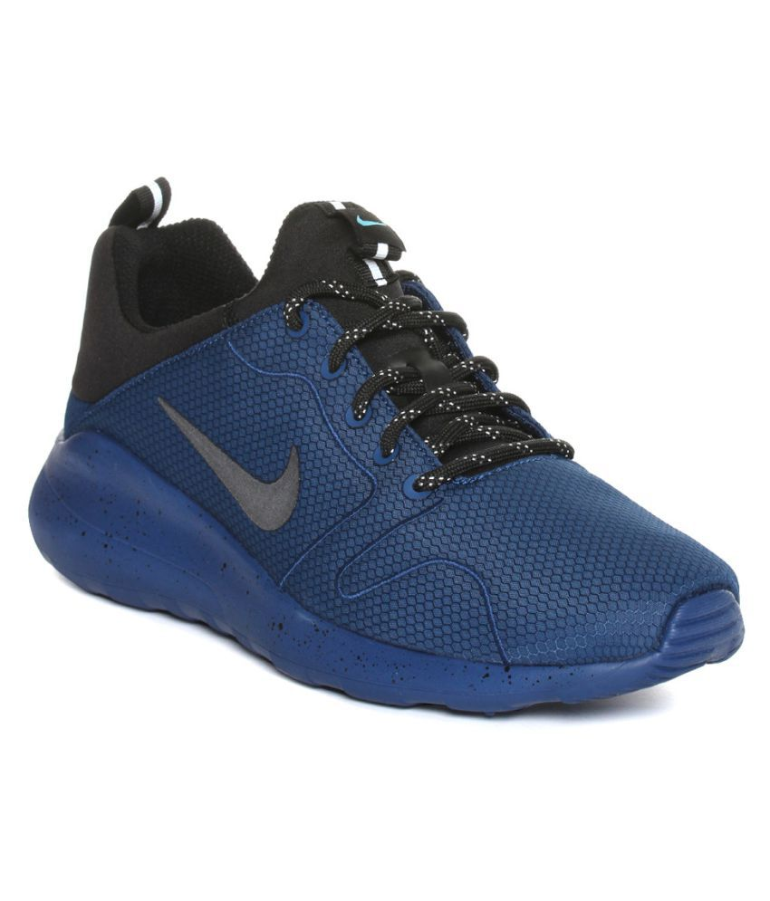 new style e9a4b 95863 Nike Kaishi 2.0 SE Woven Regular Blue Running Shoes - Buy Nike Kaishi 2.0  SE Woven Regular Blue Running Shoes Online at Best Prices in India on  Snapdeal
