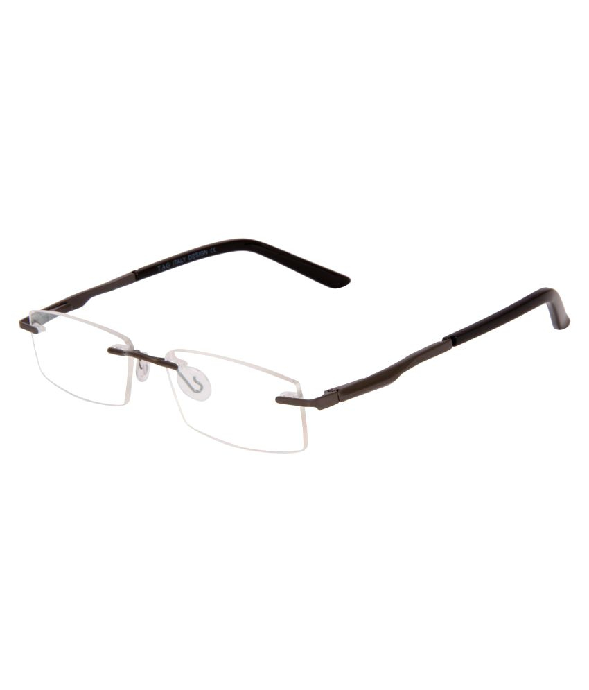 Specs-n-lenses Multicolor Rectangle Spectacle Frame TAG8027