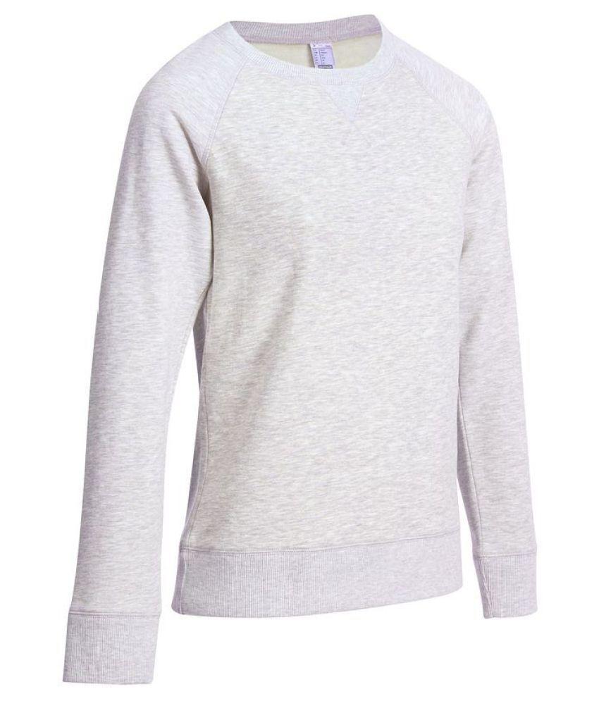 Domyos Women's Crew Neck Sweatshirt