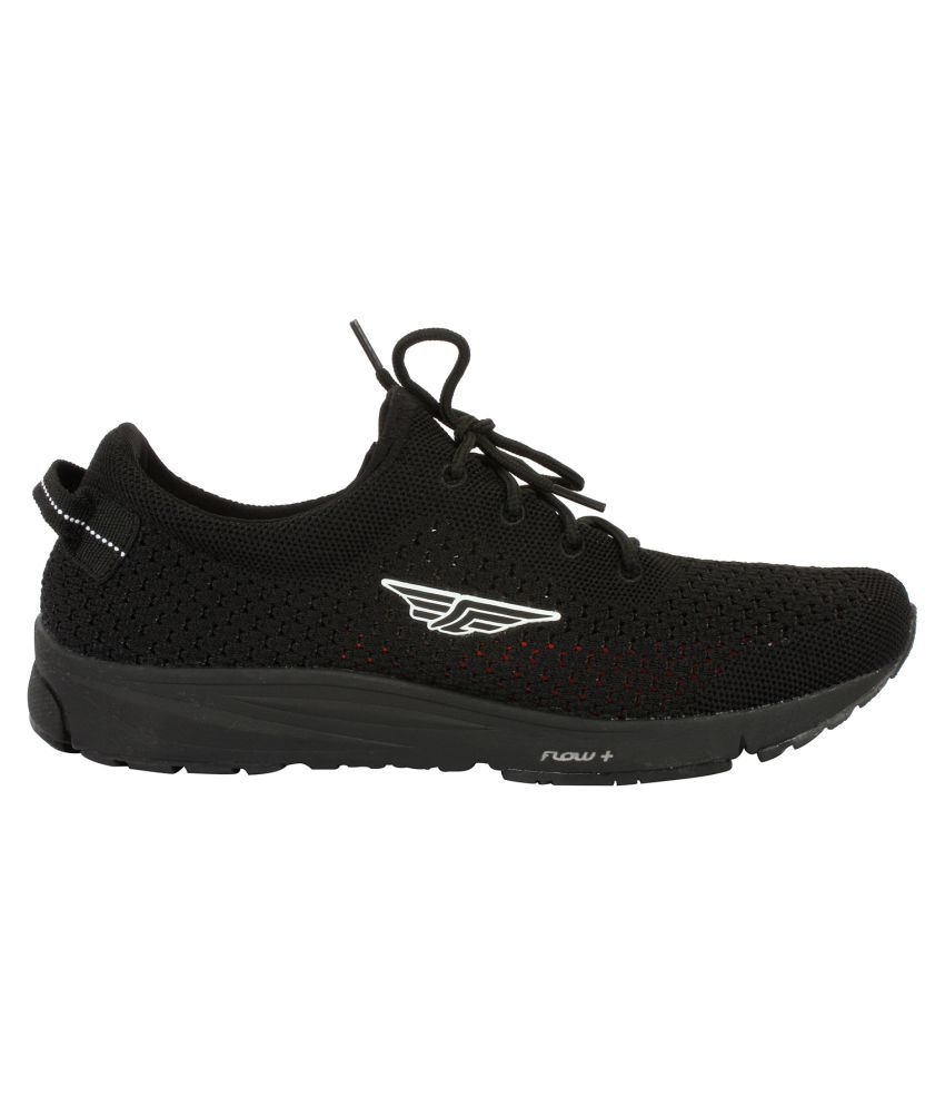 Red Tape RSC0021 Black Running Shoes