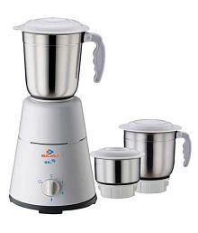 Bajaj GX 1 500 Watt 3 Jar Mixer Grinder