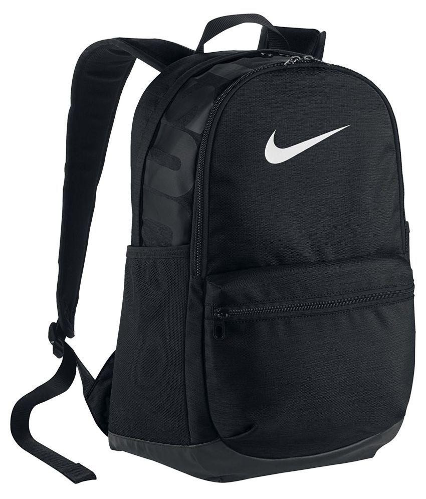 nike black backpack buy nike black backpack online at. Black Bedroom Furniture Sets. Home Design Ideas
