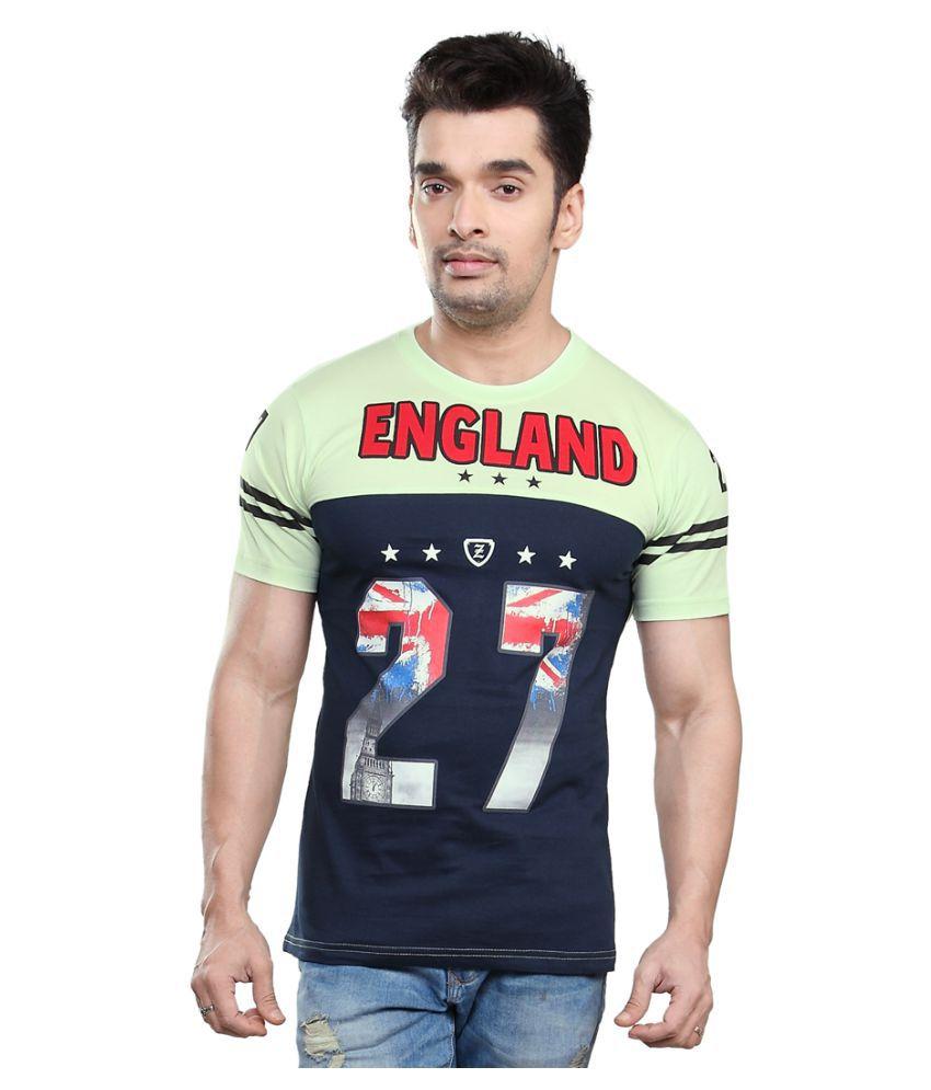 Kkoir Multi Round T-Shirt