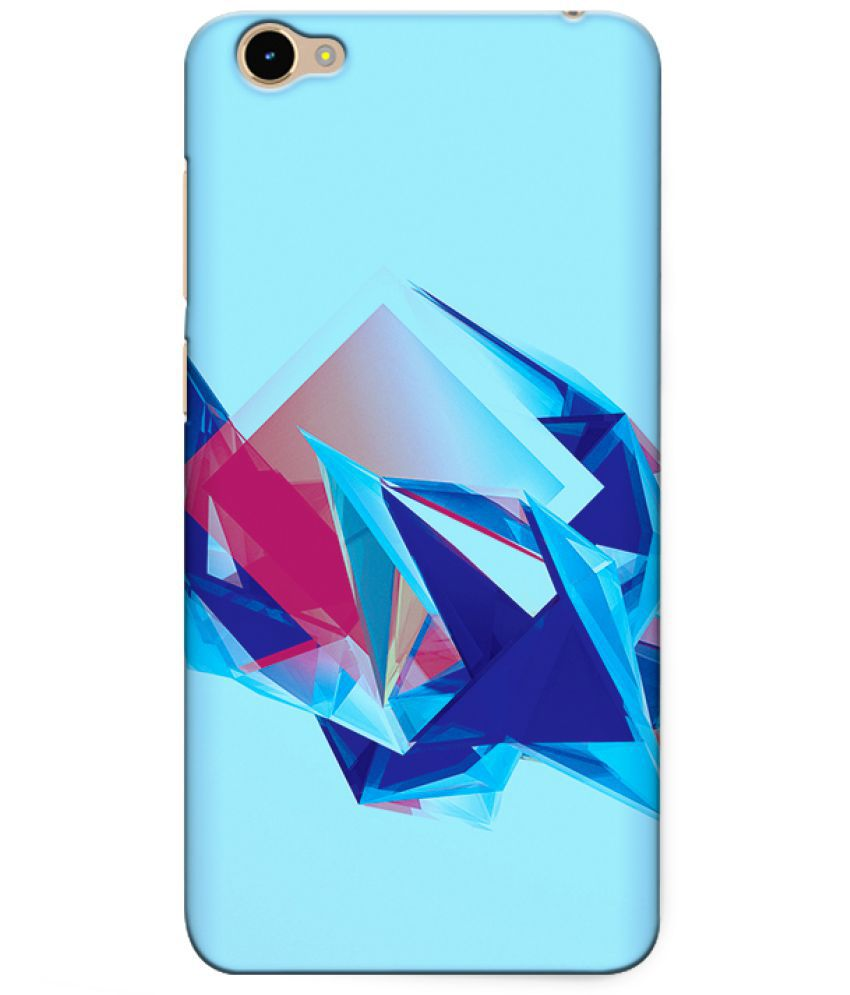 Vivo Y55L Printed Cover By CRAZYINK