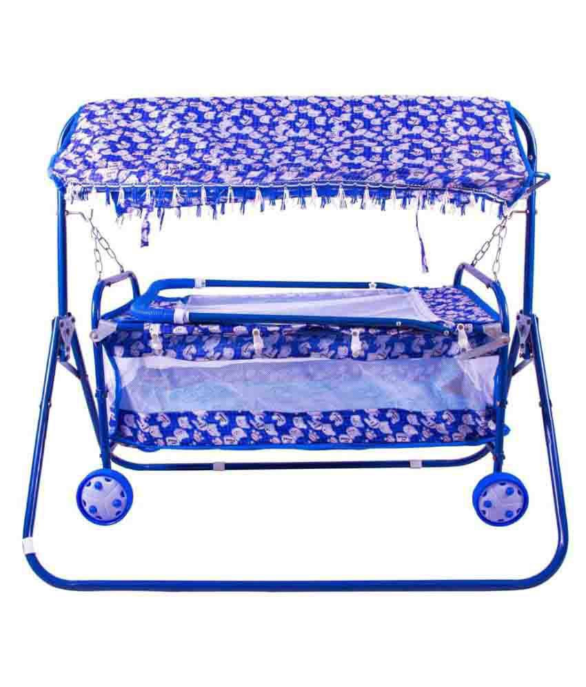 A And Products Blue Bassinet
