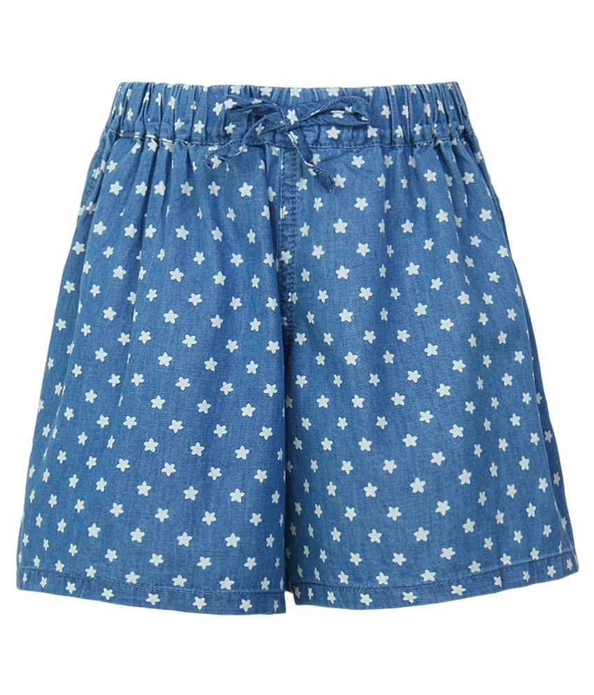 Pumpkin Patch G-Shorts,Bermudas,Capris Blue