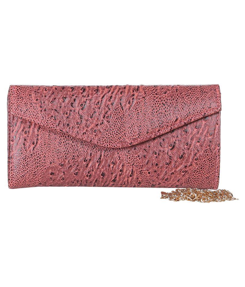 Freya PeachPuff P.U. Sling Bag