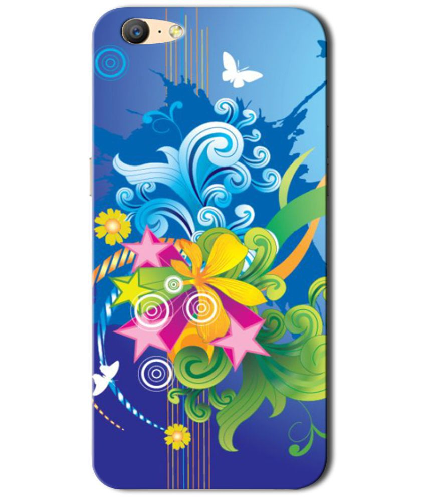 Oppo A57 Printed Cover By SEI HEI KI