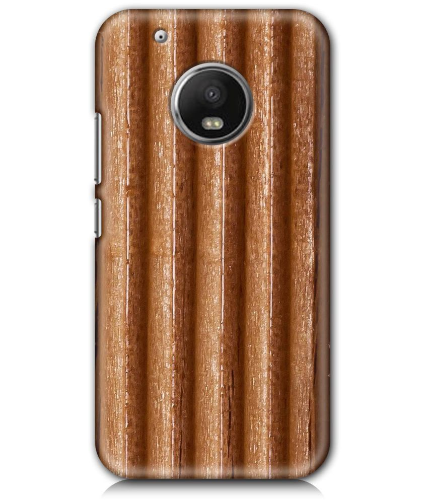 Moto G5 Plus Printed Cover By SWAGMYCASE