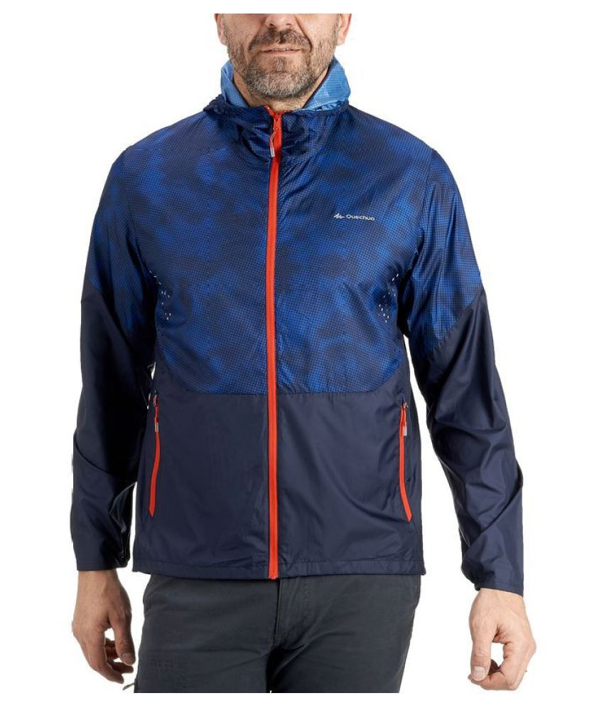 Quechua Helium 500 Anti UV Men's Windproof Jacket