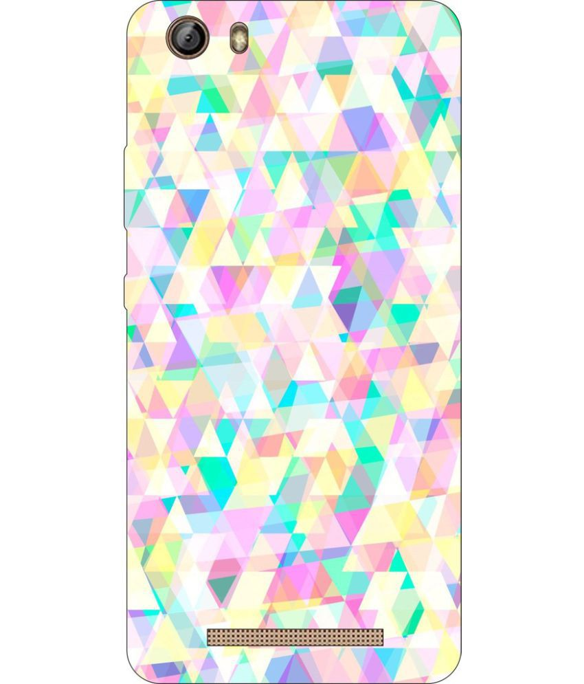 Gionee Marathon M5 Lite Printed Cover By Go Hooked