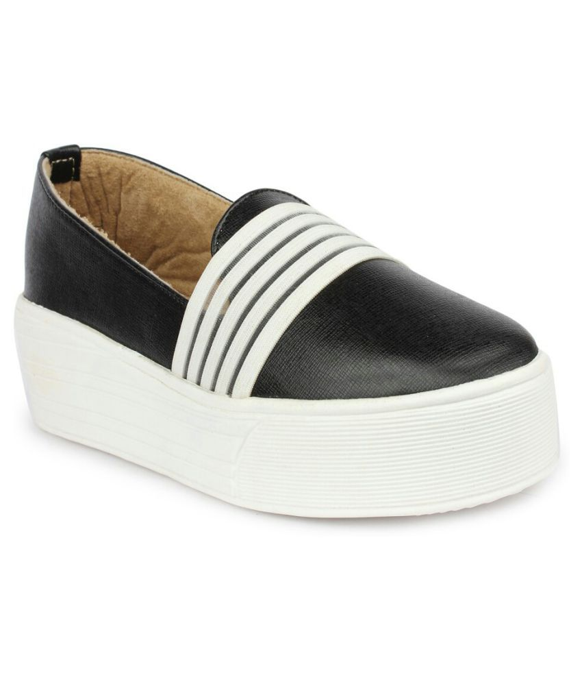 Bora Bora Black Casual Shoes