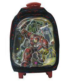 Siltason Shakti Avengers Trolley School Bag
