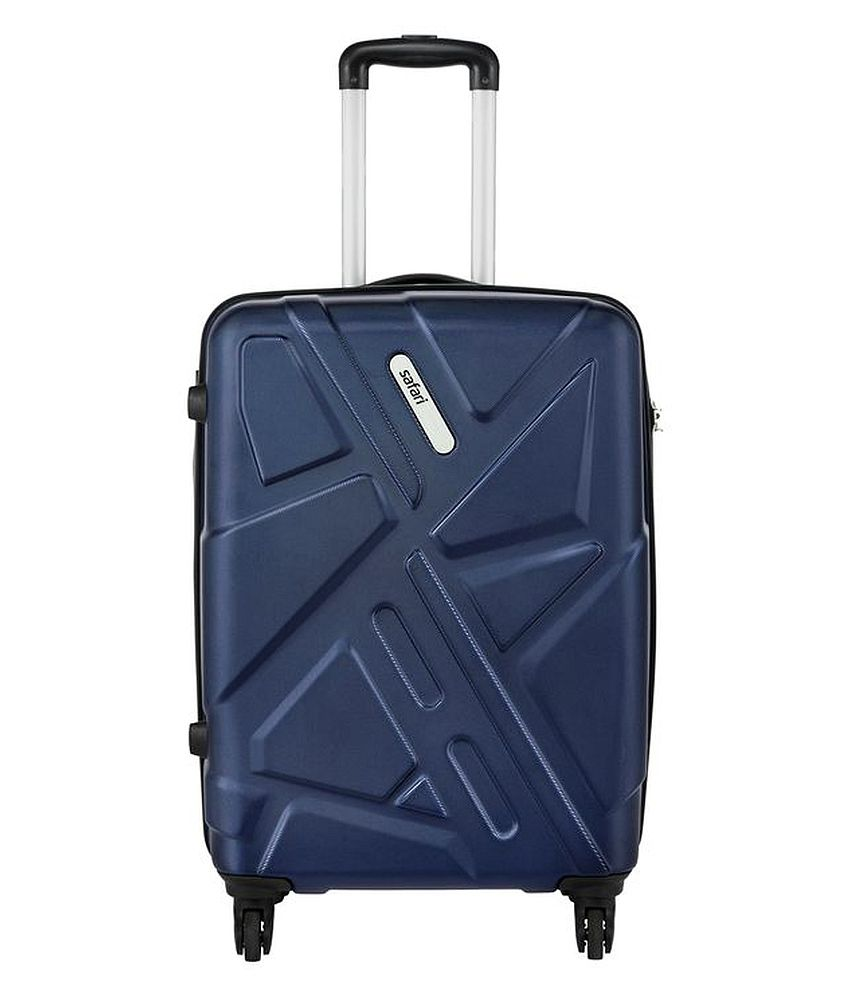 Safari Purple L(Above 70cm) Check-in Hard Branded Luggage