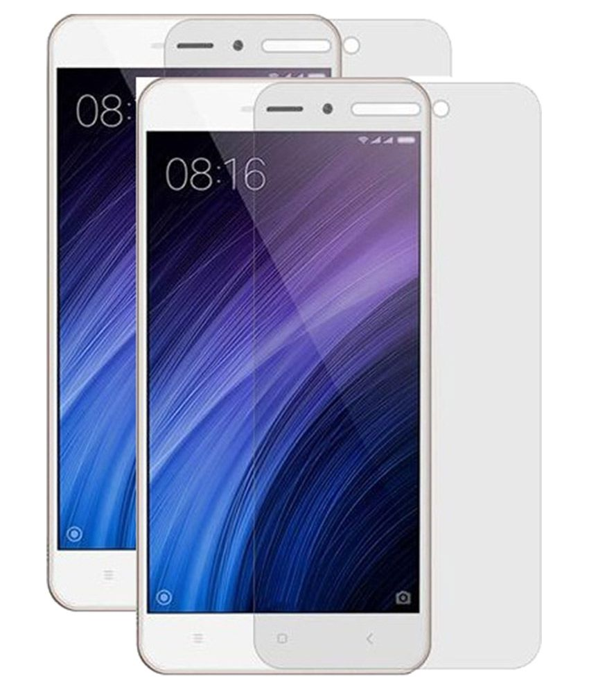 Xiaomi Redmi 4A Tempered Glass Screen Guard By Furious3D