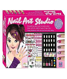 Nail art sets for kids best nails 2018 kids nail art kits at best s prinsesfo Gallery