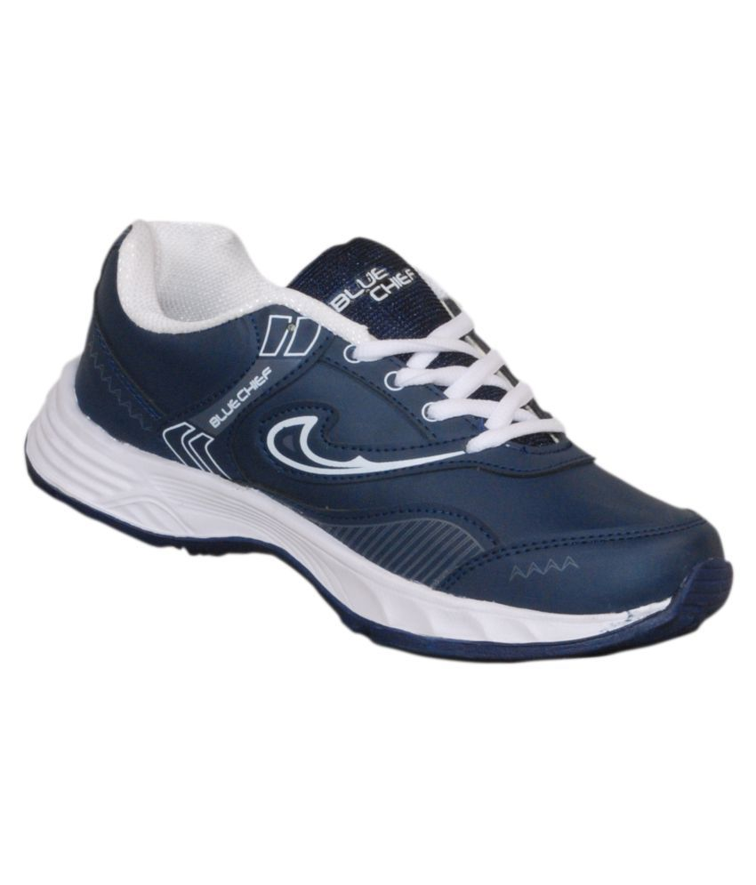 Blue Chief BC-1002 Running Shoes Blue