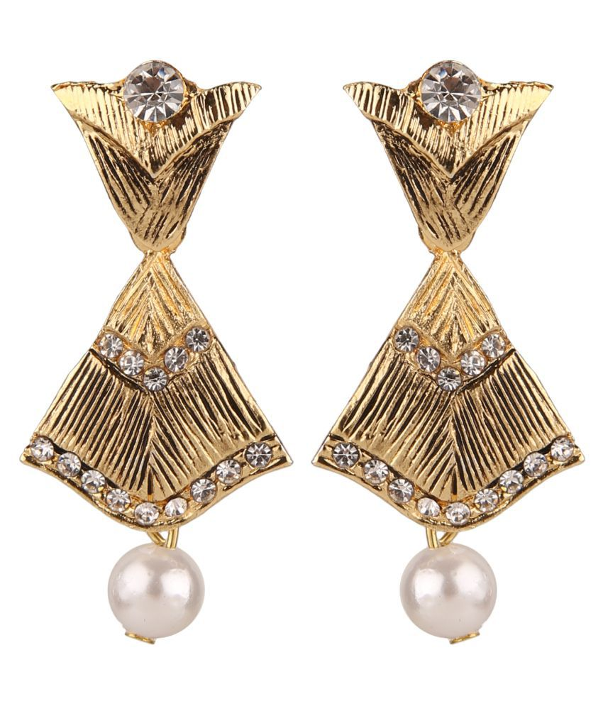 Archi Collection Gloden Earrings