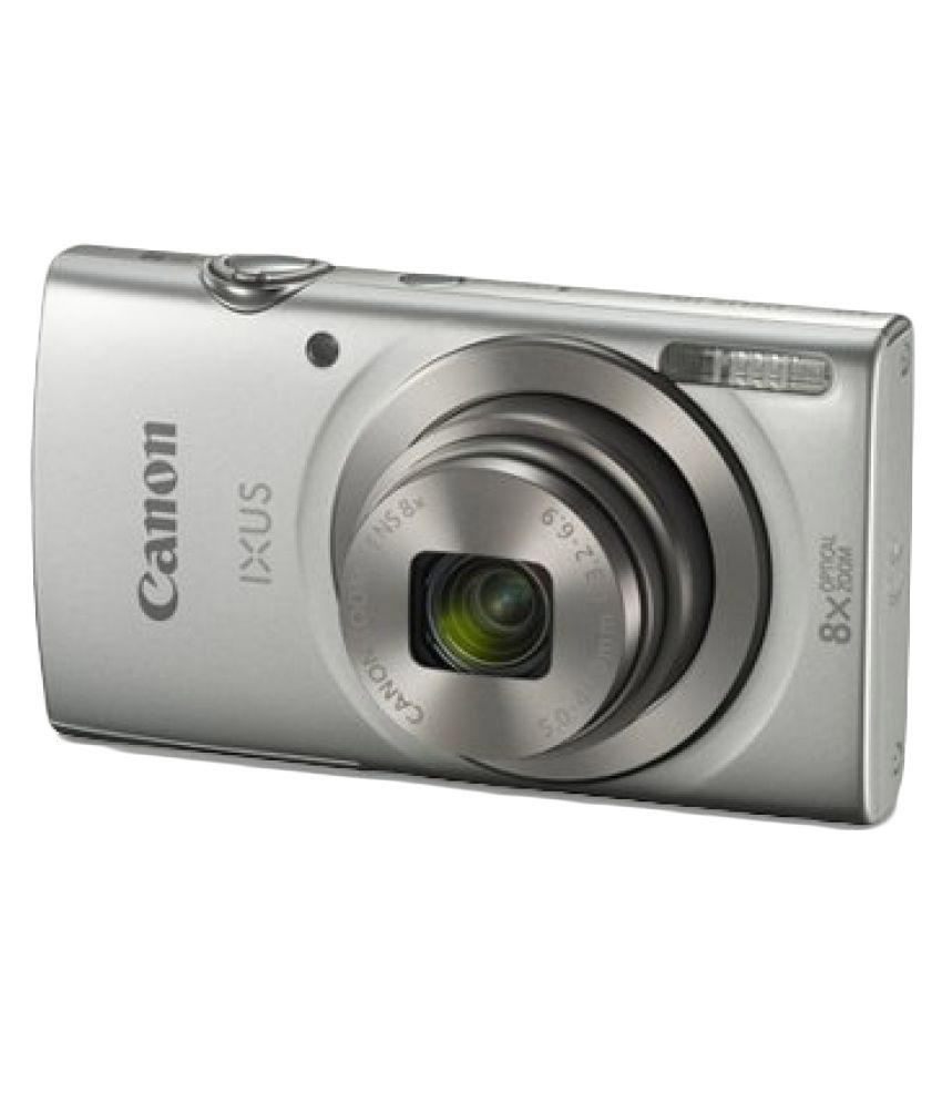Canon IXUS 185 Point and Shoot Camera(Red 20 MP) IXUS 185