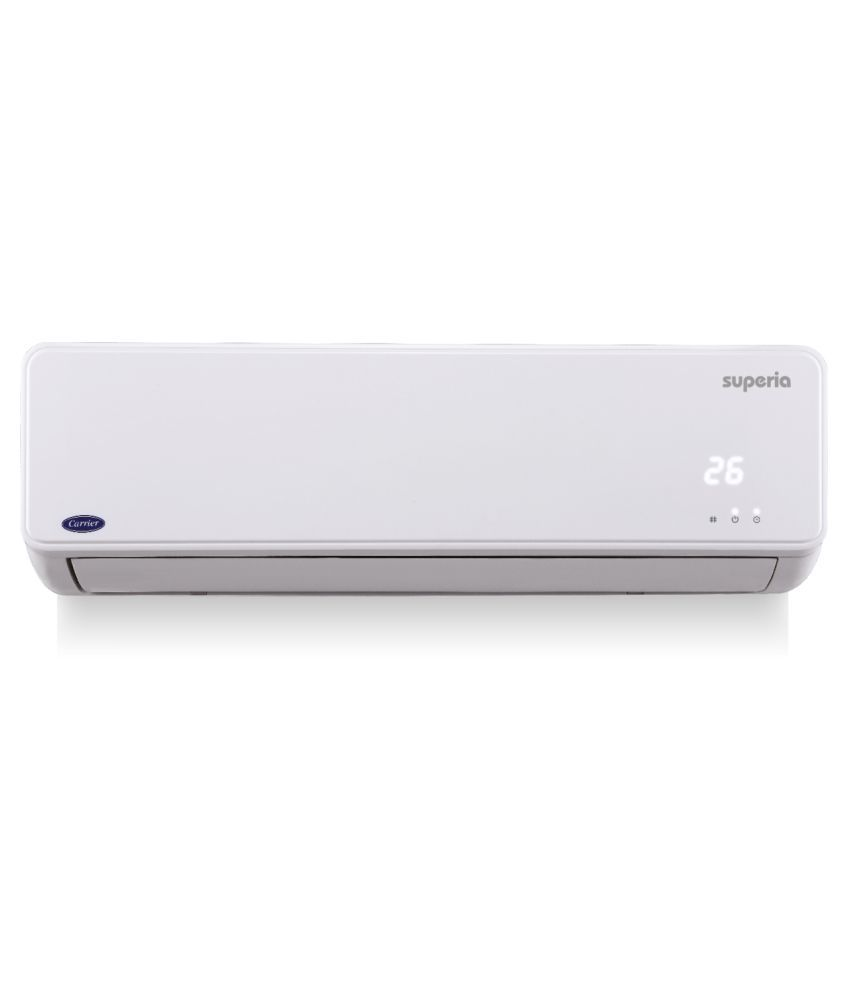 Carrier 1.5 Ton 5 Star 18k Superia Cyclojet Split Air Conditioner