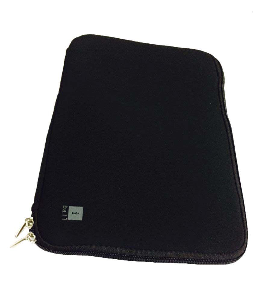 iBall Black Laptop Sleeves