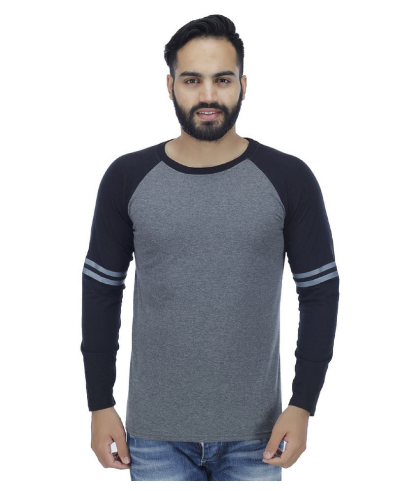 CMS Grey Round T-Shirt