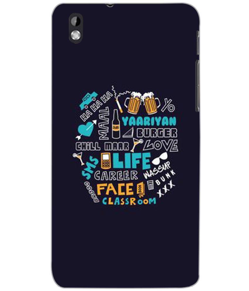 HTC Desire 816 Printed Cover By PRINTSWAG