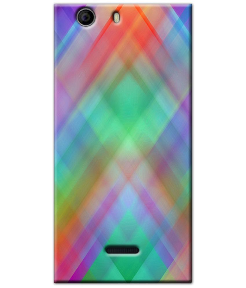 Micromax Canvas Nitro 2 Printed Cover By yolodesi