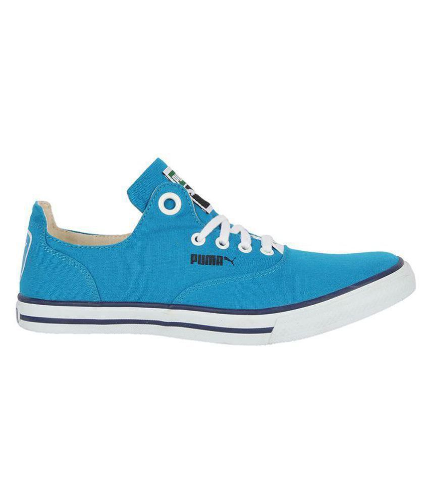 42afb25da61 Puma Limnos Cat 3 DP Sneakers Blue Casual Shoes - Buy Puma Limnos ...